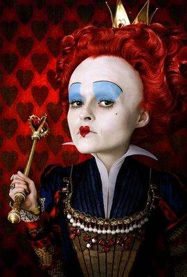 Alice in wonderland helena bonham carter