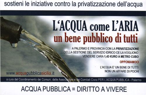 AcquaPubblica