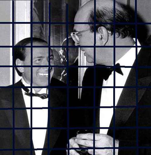Berlusconi craxi1