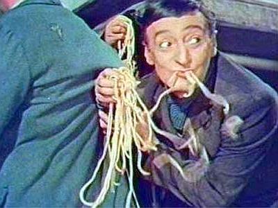 Toto spaghetti