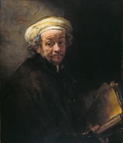 Rembrandt_autoritratto